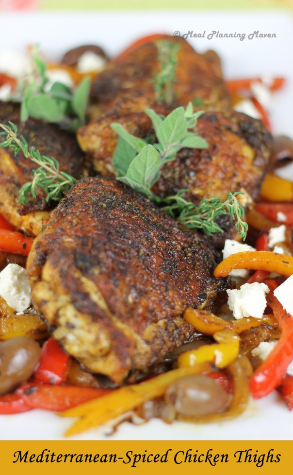 Mediterranean spiced chicken thighs forumfinder Images