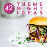 42 Amazing Theme Night Meal Ideas