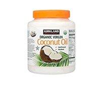 Kirkland Coconut oil - paleo foods at Costco