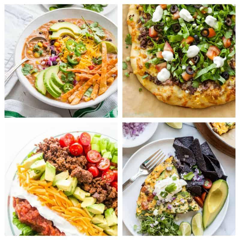 10 Fresh Taco Tuesday Menu Ideas (that aren't actually tacos!)