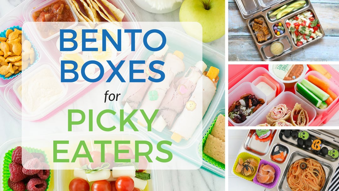 10 Bento Box Lunches That Picky Eaters Will Love!