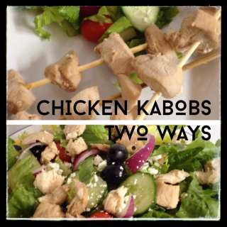 Secret Family Recipe Chicken Kabobs
