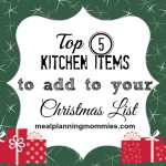 Christmas Gift Ideas for the Kitchen