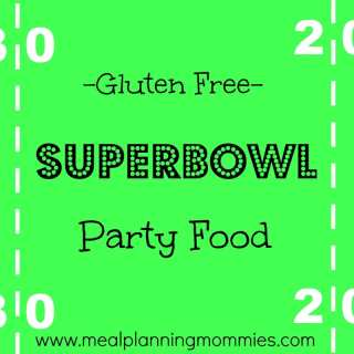 Great Gluten Free Superbowl Appetizers