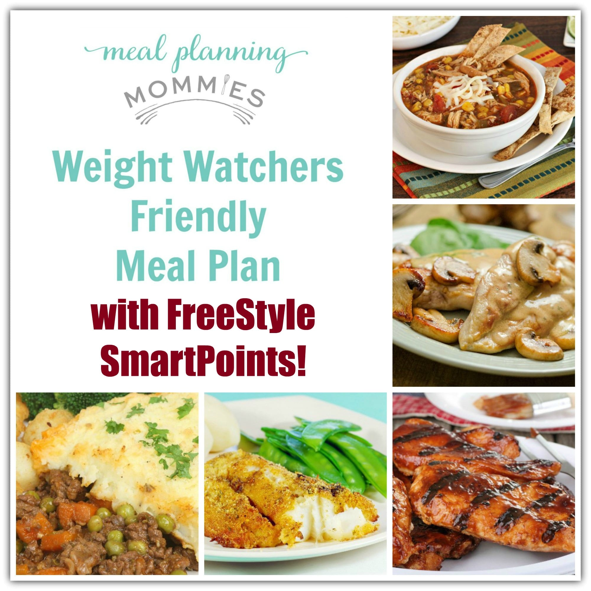 31 delicious weight watchers dinners for 7 points or less.