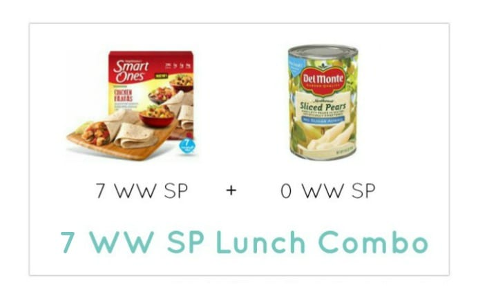 Weight Watcher Lunch Combo 16 - Meal Planning Mommies