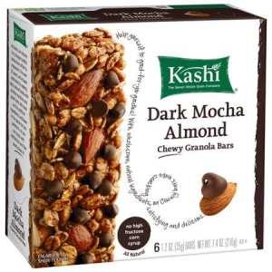 kashi mocha almond bars