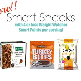 More Smart Snacks with Smart Points