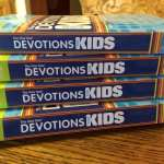 My favorite devotional for kids Giveaway