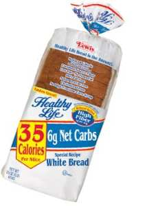 healthy life bread