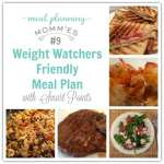 Weight Watcher Friendly Meal Plan with old Smart Points #9