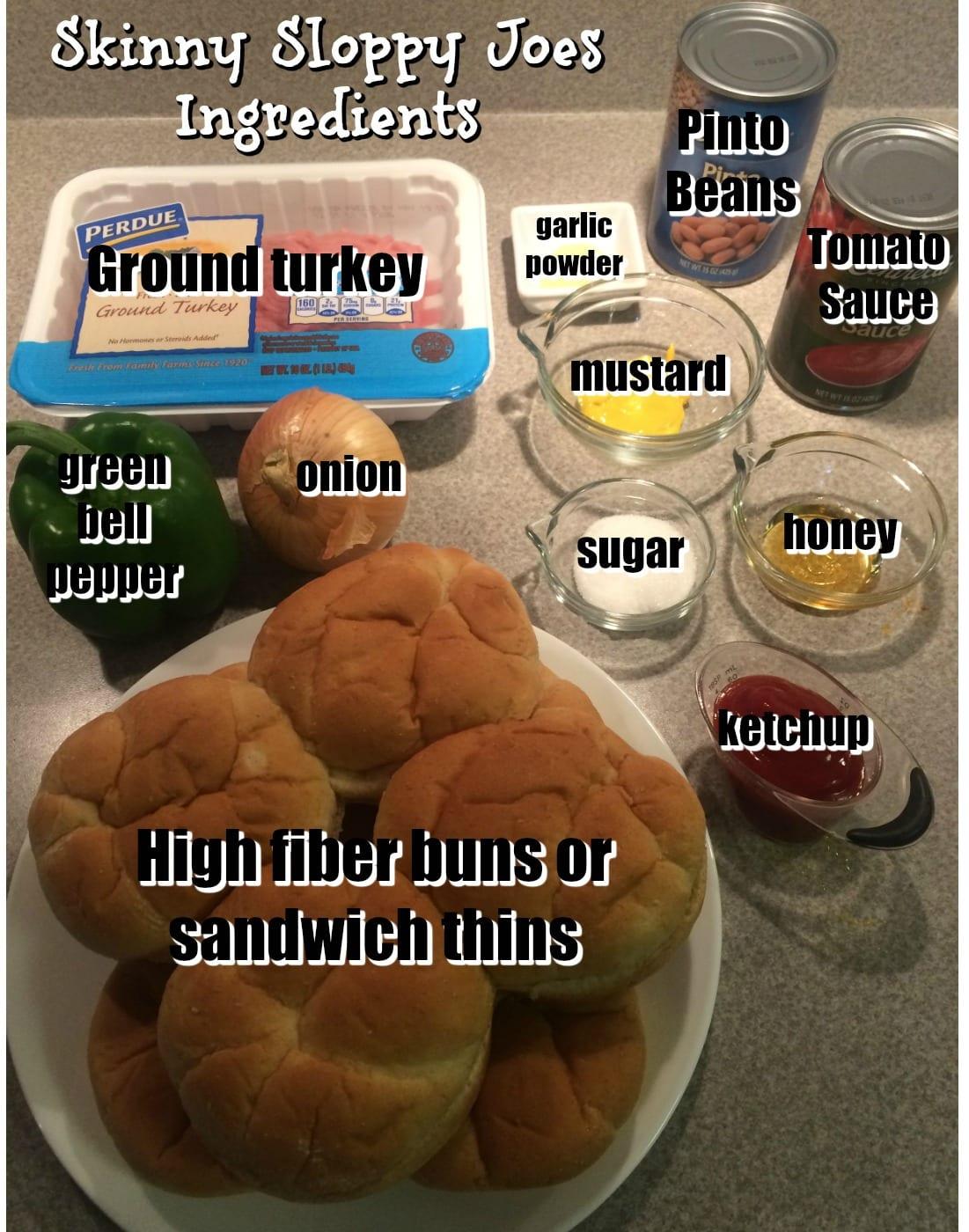 Skinny Sloppy Joes, Crock Pot... Or Not - Meal Planning Mommies
