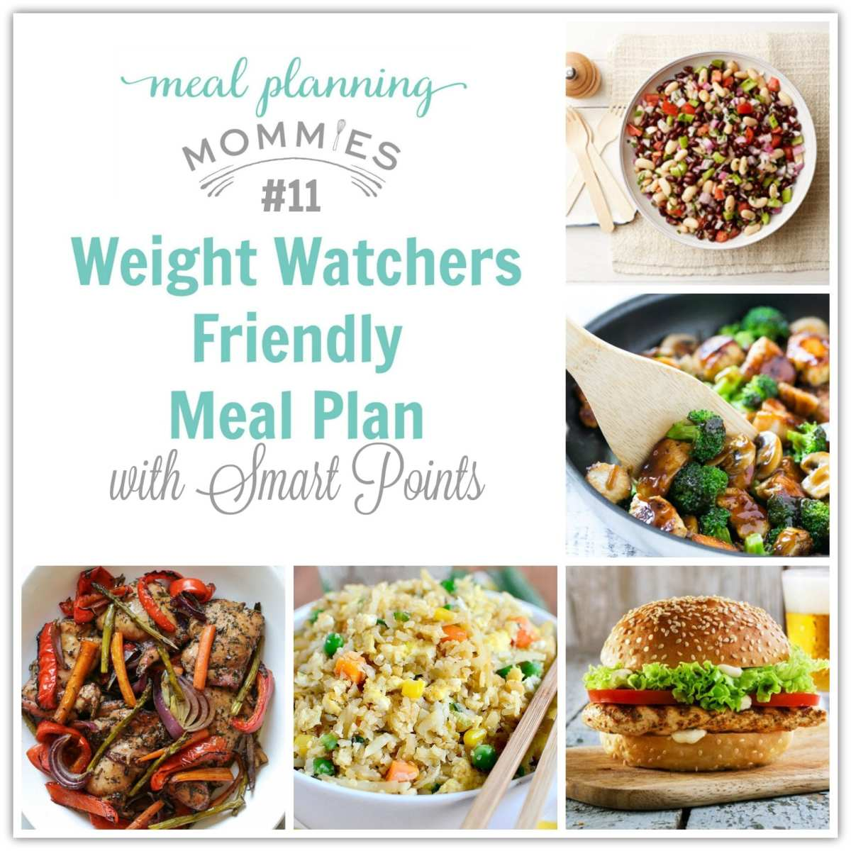 Weight Watcher Meal Plan with Smart Points #11