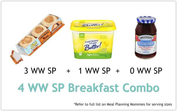 Breakfast combo 18
