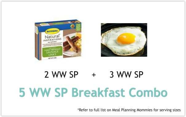 Breakfast combo 4