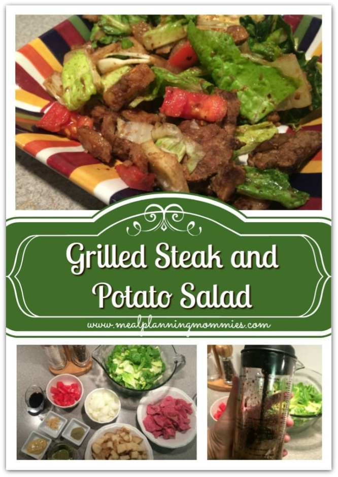 grilled-steak-and-potato-salad-on-meal-planning-mommies