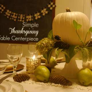 Styling your Thanksgiving Table