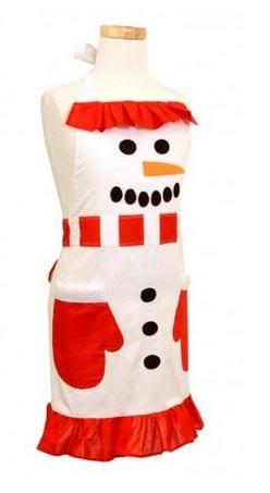 snowman-kids-apron