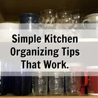 15 Simple Kitchen Organizing Tips that Work!