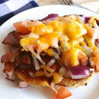 BBQ Bacon Monterey Chicken