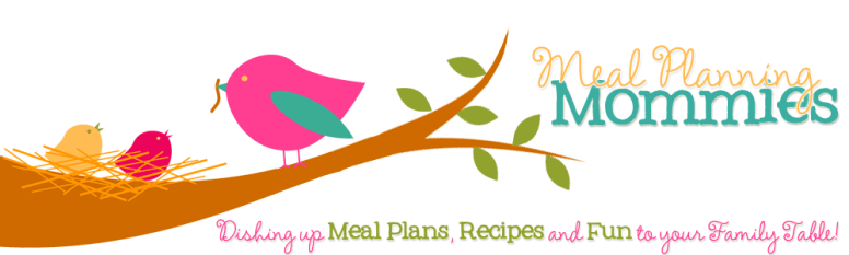 the old Meal Planning Mommies header