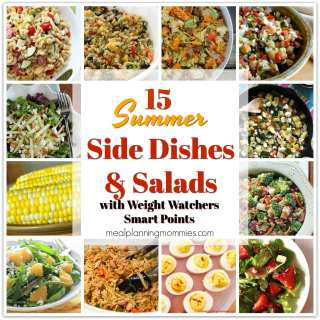 15 WW Summer Salads and Sides Perfect for a Cookout