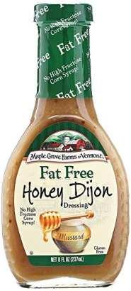 fat free honey dijon dressing