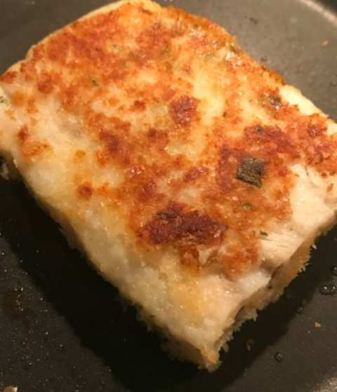 crunchy potato crust