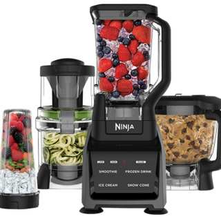 Ninja® Intelli-Sense™ Kitchen System with Auto-Spiralizer™ Giveaway