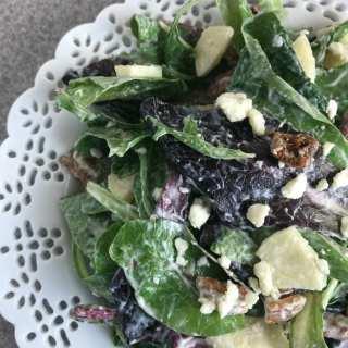 Bacon Bleu Apple Salad