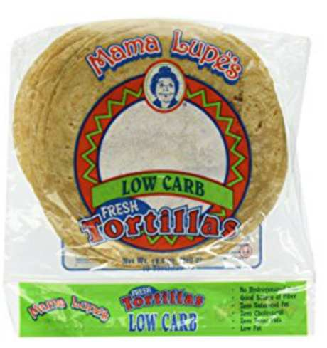 Mama Lupe's tortillas that are low in Weight Watchers SmartPoints - Meal Planning Mommies