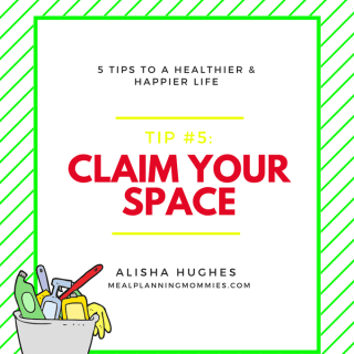 5 reasons you need to declutter today! (Healthy & Happy Tip #5)