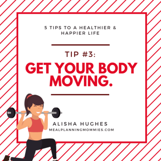 5 ways to get more exercise when you don't have the time or motivation to work out. (Healthy & Happy Tip #3)