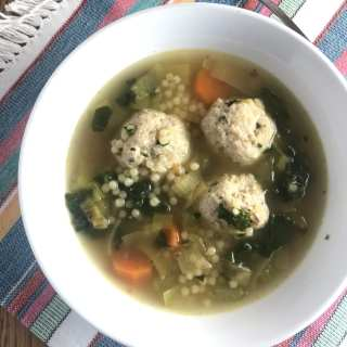 Italian-Style Wedding Soup