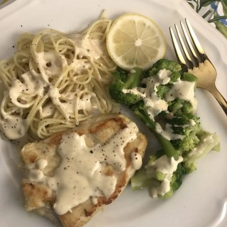 Lemon Chicken Scallopini