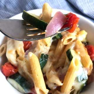 Italian Penne and Veggies
