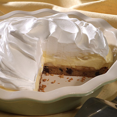 Extreme Banana Cream Pie