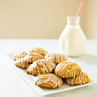 Old-Fashioned Soft Pumpkin Cookies