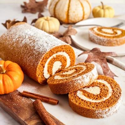 LIBBY'S® Pumpkin Roll