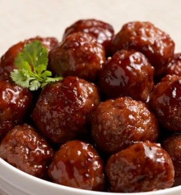 meatballs bbq