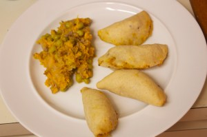 Sweet Potato Samosas