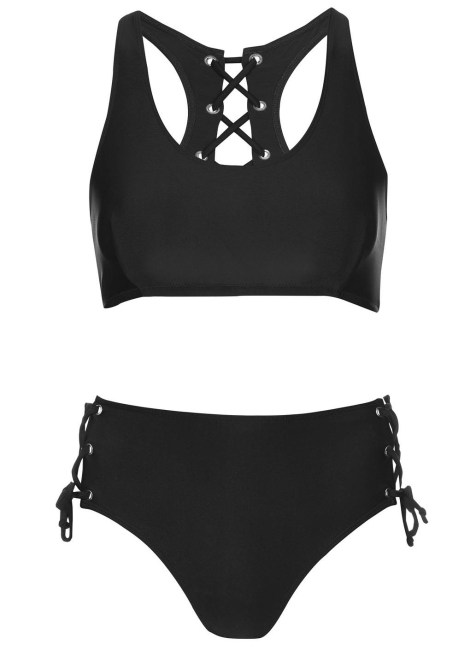 Must Have Swimwear For Every Dark Soul Gothic