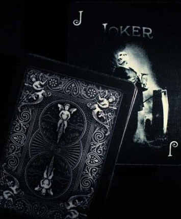 20 Macabre, Twisted, Unusual, Dark, Victorian, & Gothic Stocking Stuffers | Shadow Masters Playing Cards | Ghostly Deck of Cards | Christmas Shopping | www.MeandAnnabelLee.com