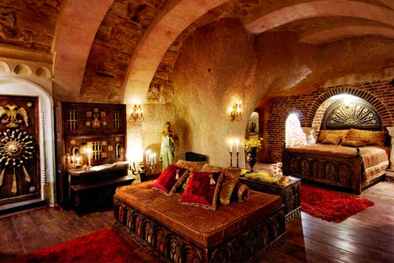 Sacred House Hotel Cappadocia Luxury Hotel Meander