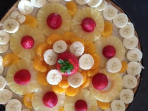 fruit pizza me 2