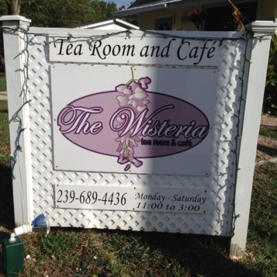 Wisteria Tea Room Revisited….