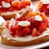Strawberry Bruschetti