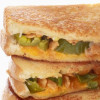 Green Chile Grilled Cheese