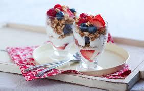 Berries N' Cream Crunch