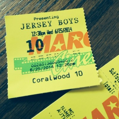 Jersey Boys Review…